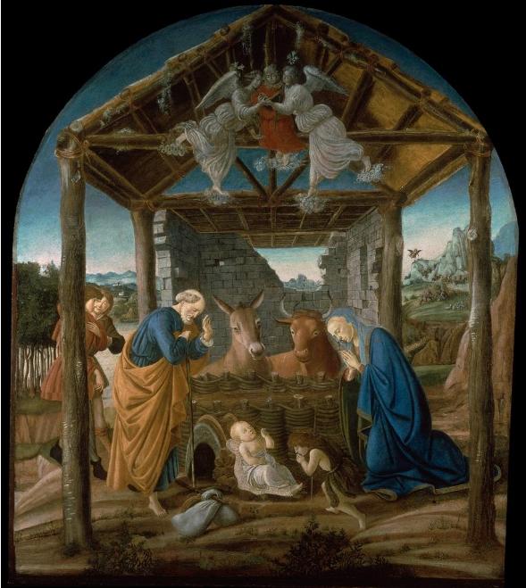 1473 - 75 Botticelli