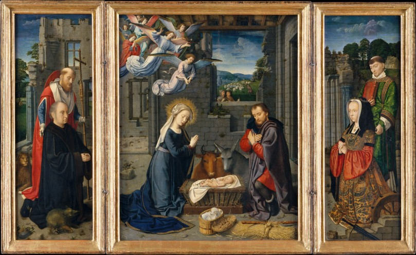 1510 1515 gerard david nativity DT1476