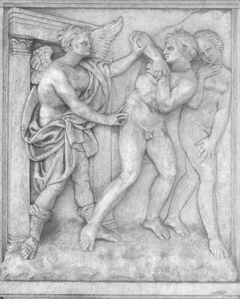 jacopo-della-quercia-expulsion-of-adam-and-eve-from-the-paradise-141d41b348422757da0