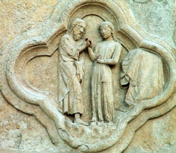 Hosea takes Gomer to be his wife.
