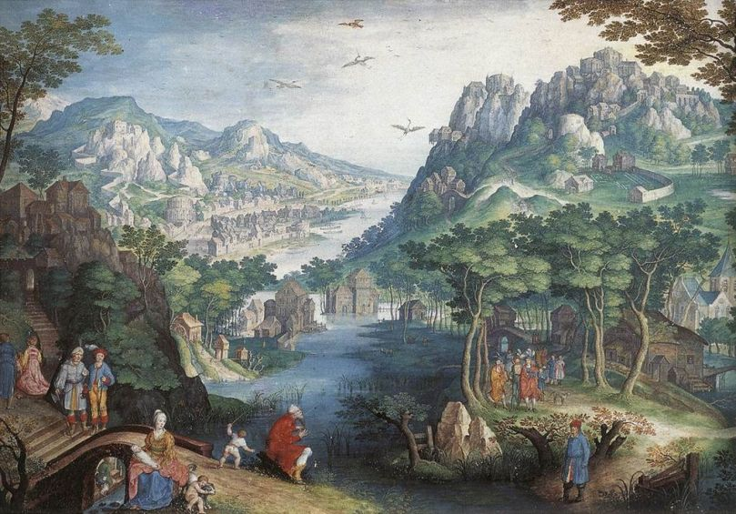 1024px-Gillis_van_Coninxloo_-_Mountain_Landscape_with_River_Valley_and_the_Prophet_Hosea_-_WGA05181