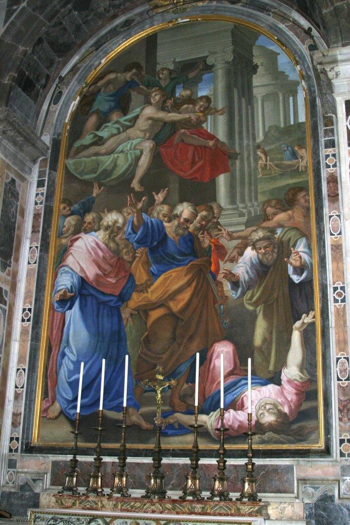 1604 Roncalli Altar-ofthe-Lie-StPeter