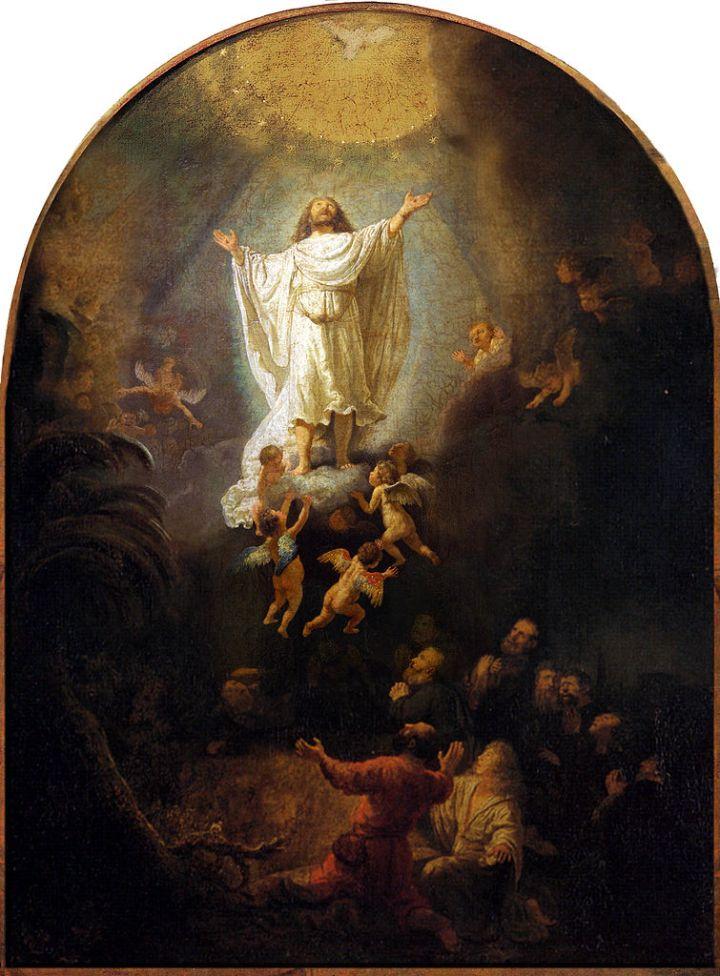 755px-Rembrandt_The_Ascension_1636_Oil_on_canvas_Alte_Pinakothek_Munich_Germany