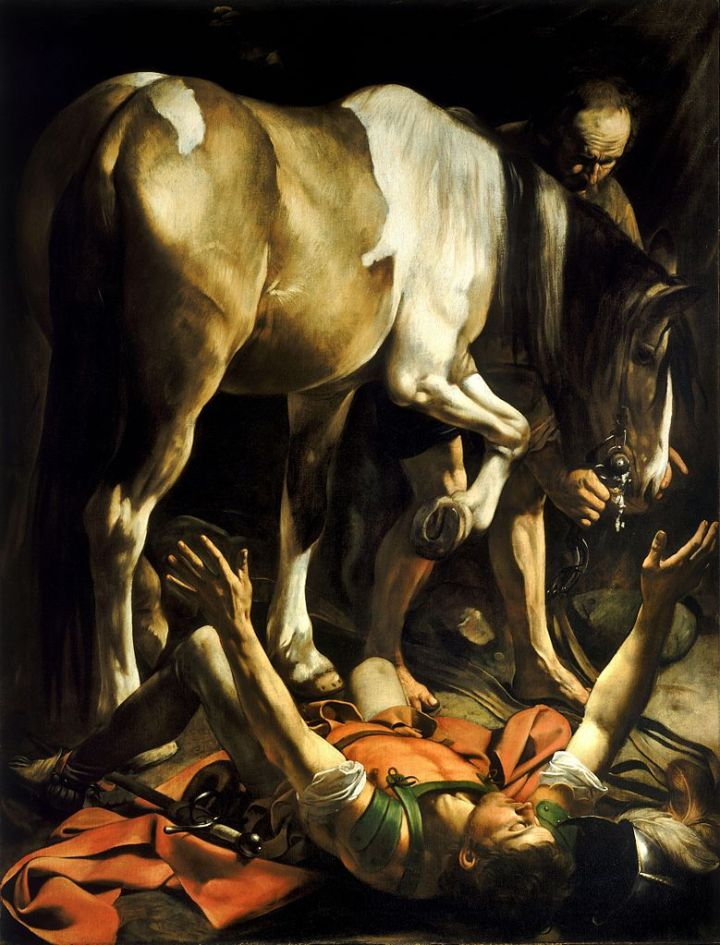 779px-Conversion_on_the_Way_to_Damascus-Caravaggio_(c.1600-1)