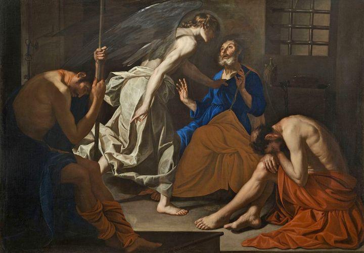 Antonio_de_Bellis_-_La_liberazione_di_San_Pietro