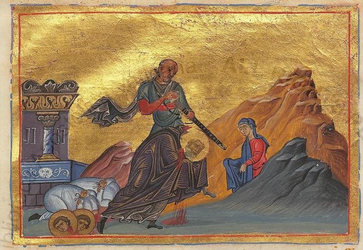 Dionysius Menologion_of_Basil_025