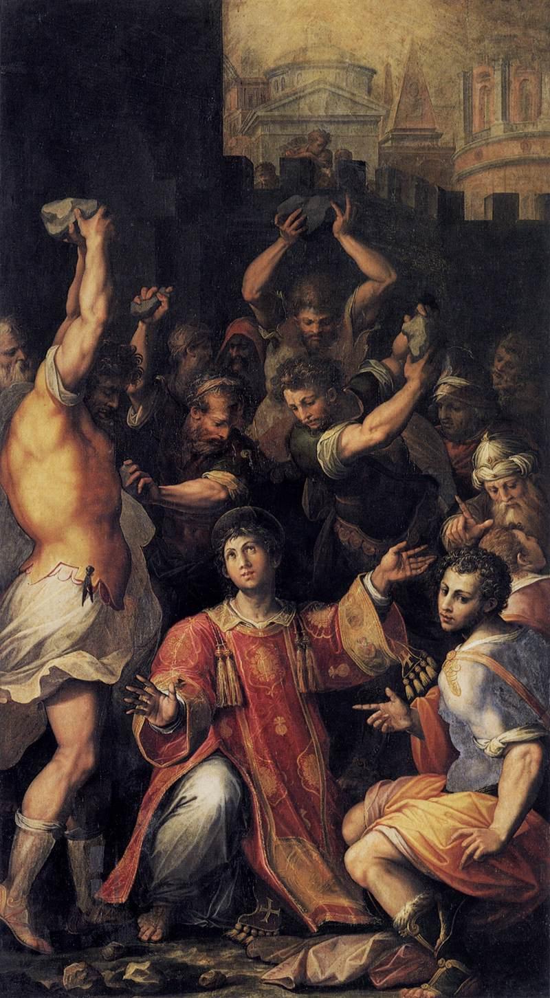 Giorgio_Vasari_-_Martyrdom_of_St_Stephen_-_WGA24291