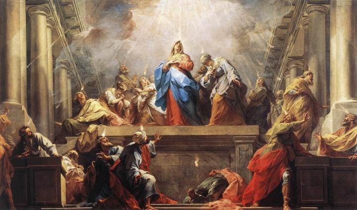 Jean_II_Restout_-_Pentecost_-_WGA19318