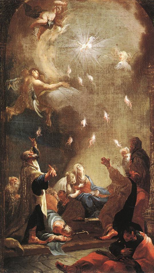 Joseph_Ignaz_Mildorfer_-_Pentecost_-_WGA15682