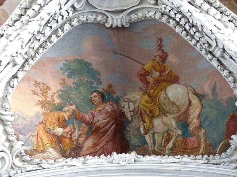 Kremsmünster_Stiftskirche_-_Frescos_NT_Athiopischer_Kämmerer