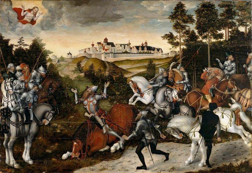 Lucas_Cranach_d.J._-_Die_Bekehrung_des_Saulus_(1549,_Germanisches_Nationalmuseum)