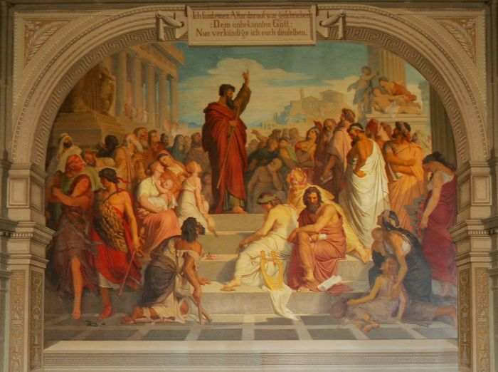 Paulus_predigt_in_Athen_-_Aula_des_Johanneums_Zittau