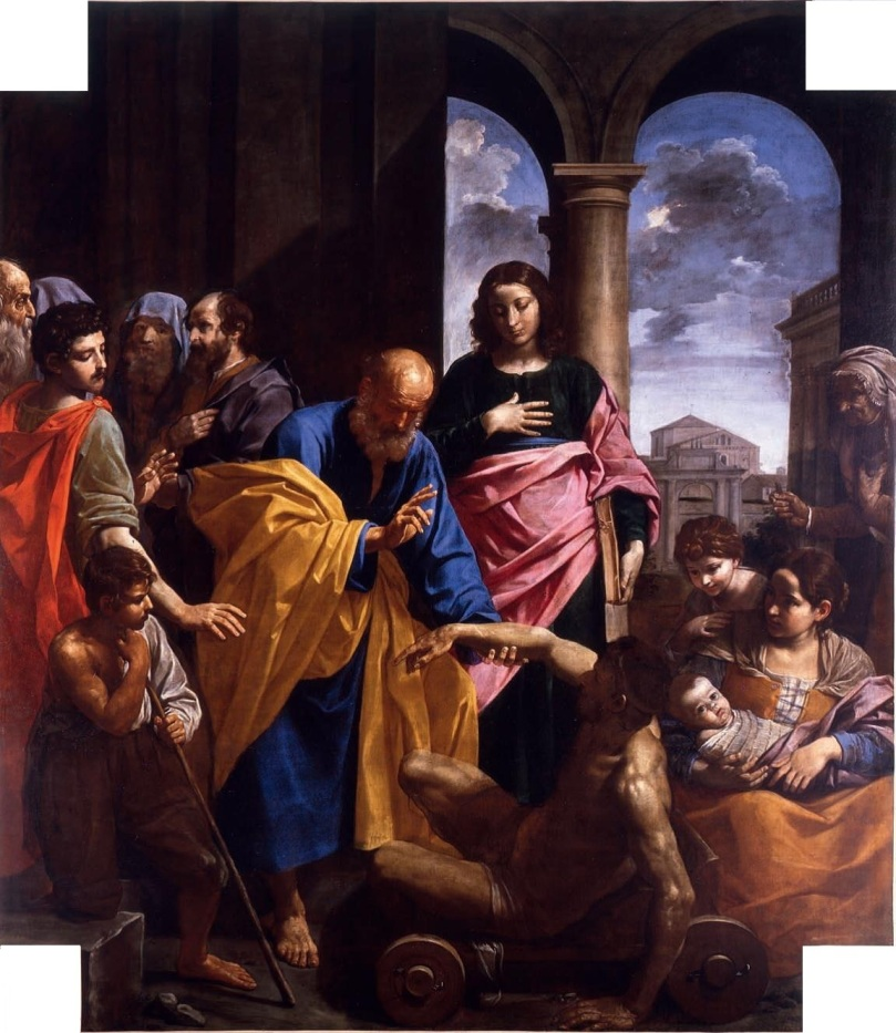 Simone_Cantarini_-_Saint_Peter_healing_the_cripple
