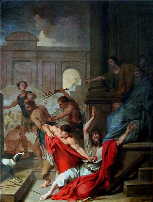 Testelin Louis_-_La_Flagellation_de_Saint-Paul_et_de_Saint-Silas