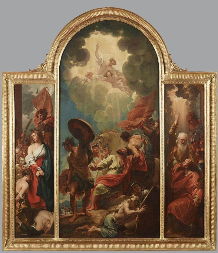 The_Conversion_of_St._Paul_by_Benjamin_West
