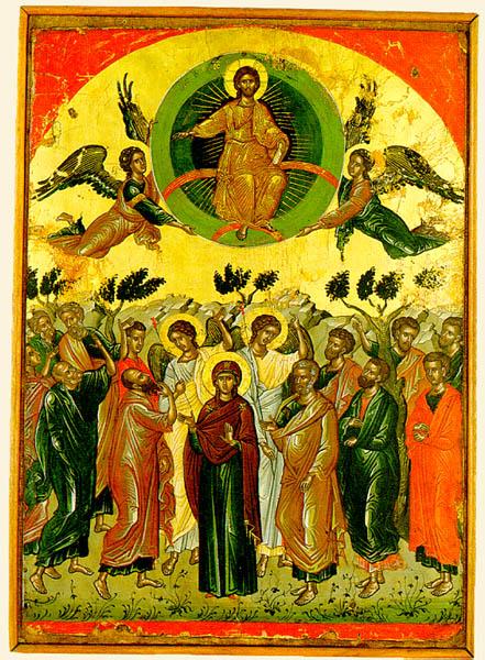 Theophanes_the_Cretan_-_The_Ascension_-_WGA22198