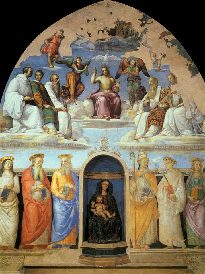 Pietro_Perugino_-_Trinity_and_Six_Saints_-_WGA17316