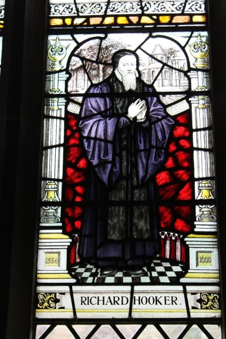 richard hooker and reformed theology voak nigel